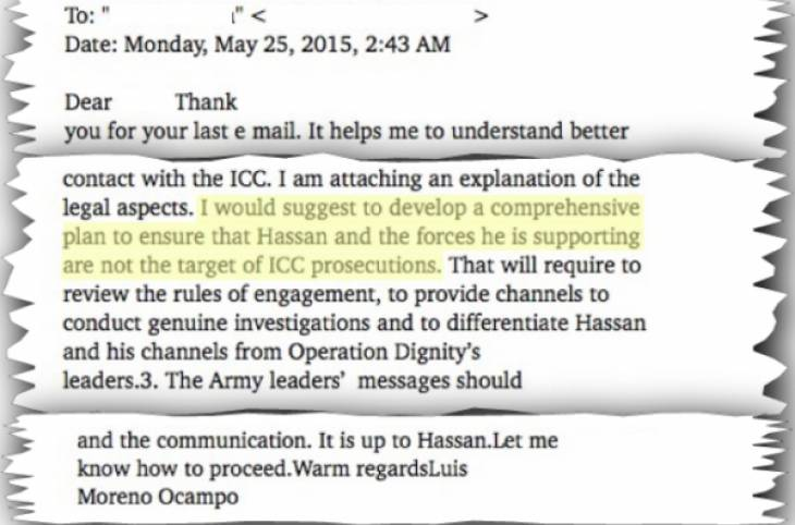 Scandal rocks International Criminal Court