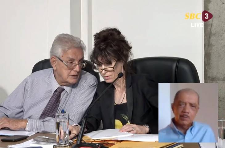 The Seychelles Truth Commission hears about the 1977 coup