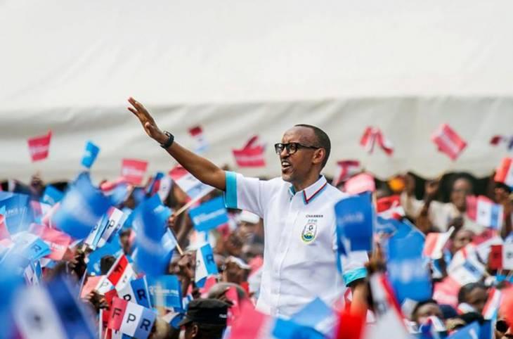 """Rwanda : Une présidentielle dans un contexte de liberté """"très limitée"""", selon HRW"""