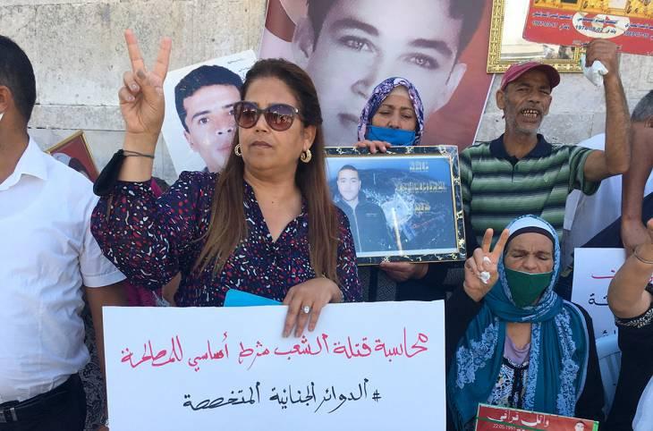 Avis de péril sur la justice transitionnelle en Tunisie