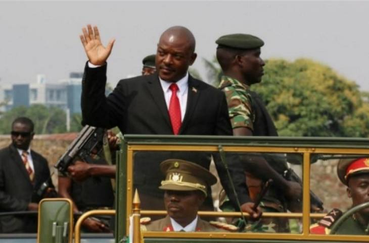 Opinion : What next for the Burundi peace process?