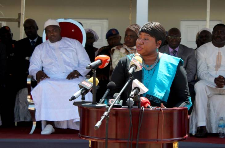 Will Fatou Bensouda face the Truth Commission in Gambia?