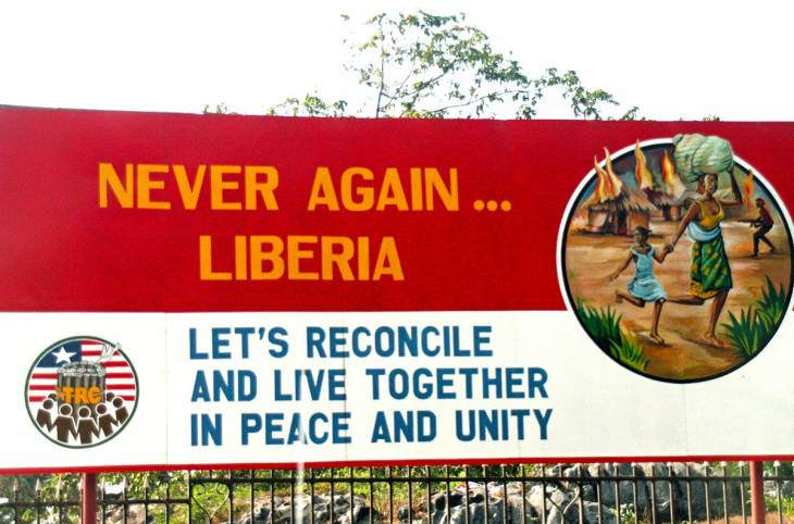 Why Liberia's TRC archives stay in a US university