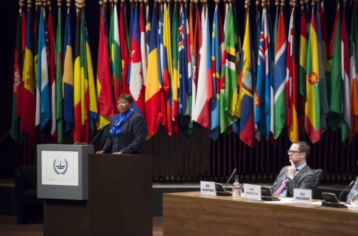 ICC African protest continues but does not spread