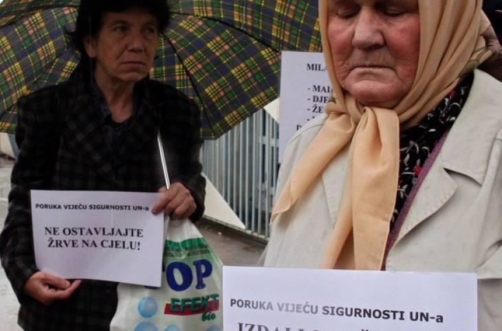 Bosnie : l'indemnisation rend justice aux victimes des viols de guerre