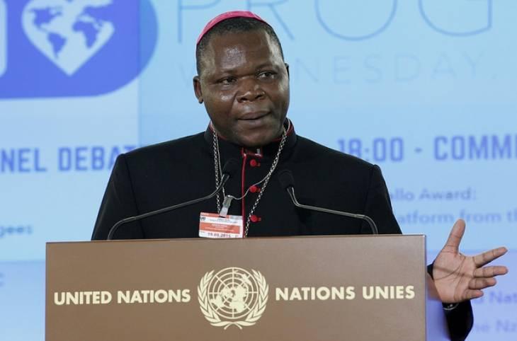 Centrafrique : « Le pardon n'a jamais exclu la justice », selon le Cardinal Nzapalainga