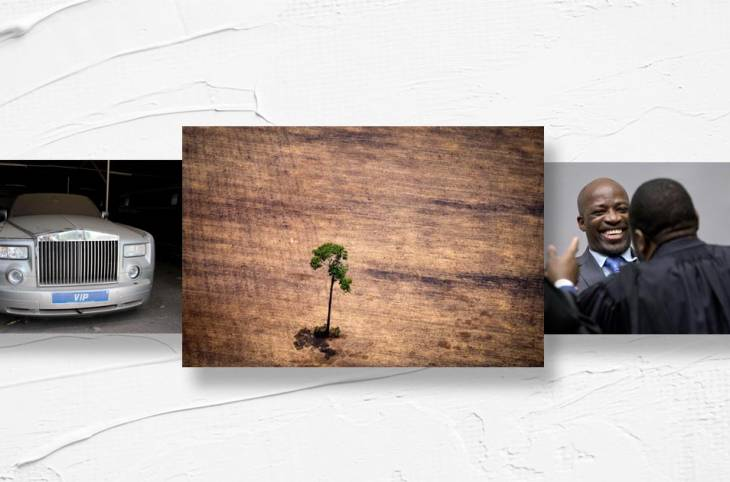 2019 - The international justice year in photos