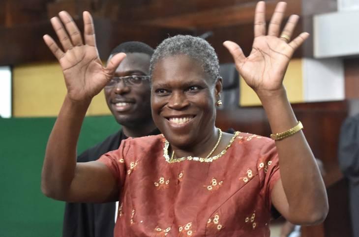 """Simone Gbagbo, l'ex-""""Dame de fer"""" ivoirienne amnistiée"""