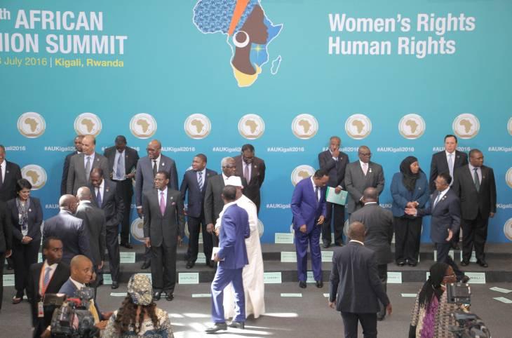 La semaine de la justice transitionnelle :Union africaine, RCA et Sri Lanka