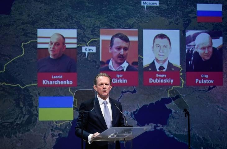 MH17 : pourquoi les Pays-Bas ont exclu les accusations de crimes de guerre