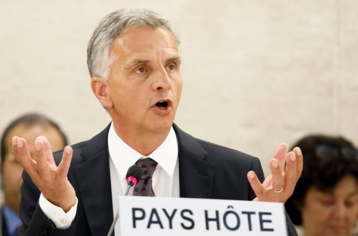 Paix et droits humains: la Suisse lance son «Appel du 13 juin»