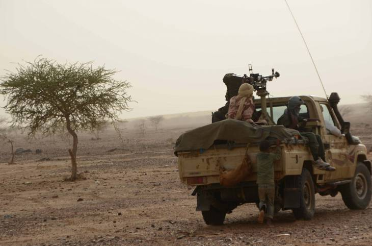 War Crimes Committed in Northern Mali in 2014 and 2015, says UN