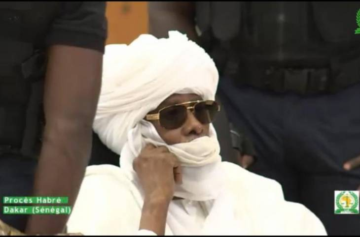 Sénégal: Vidéo sur le procès de Hissène Habré, verdict prévu le 30 mai