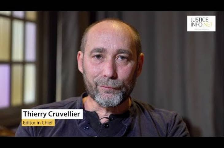 JusticeInfo.net gets a makeover: interview with Thierry Cruvellier