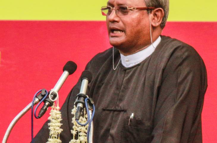 """Muslim lawyer's murder an """"attack on rule of law and justice in Myanmar"""""""