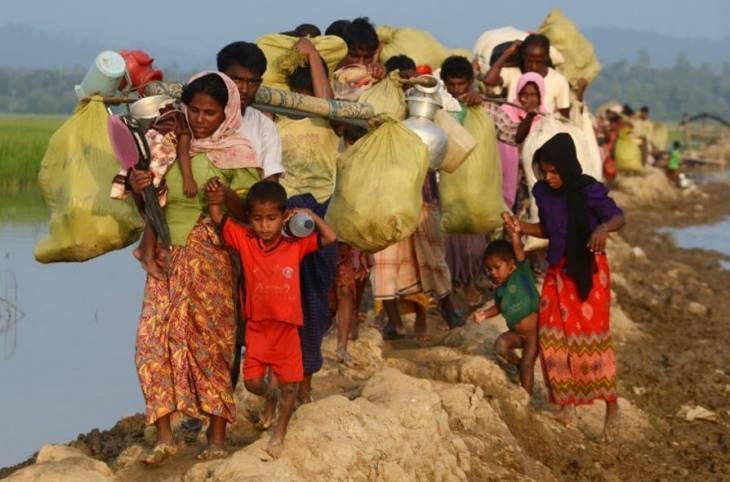 Myanmar :  La confiscation des terres derrière la traque des Rohingyas