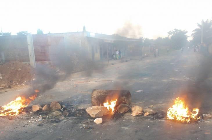 Burundi : pressions a minima des voisins