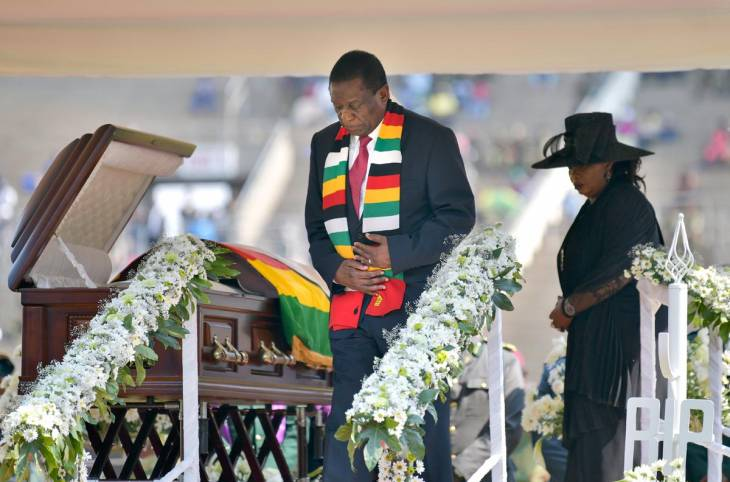 Zimbabwe: Mugabe is buried, not the past