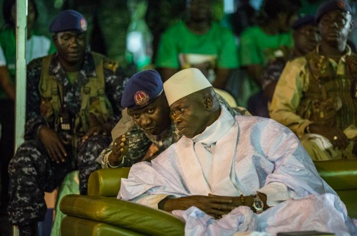 Evidence at Gambia's Truth Commission gets closer to former ruler