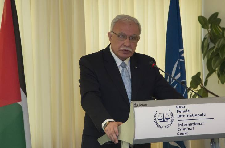 Week in Review: Israel and the ICC, Sexual Violence and the LRA
