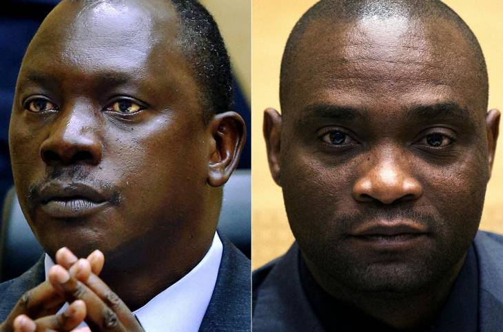 DRC: Lubanga and Katanga freed for peace in Ituri