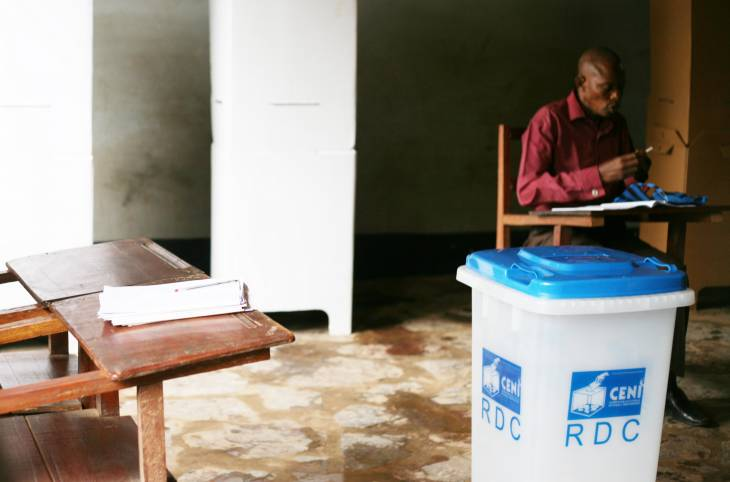 New Data on Security and Rule of Law in Eastern DRC