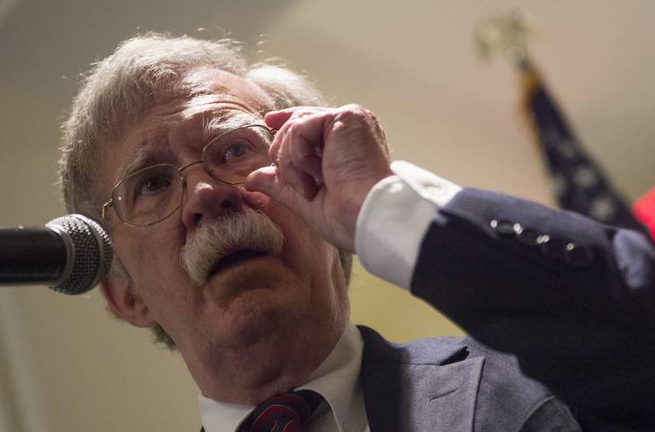 Can John Bolton unite the friends of the ICC?