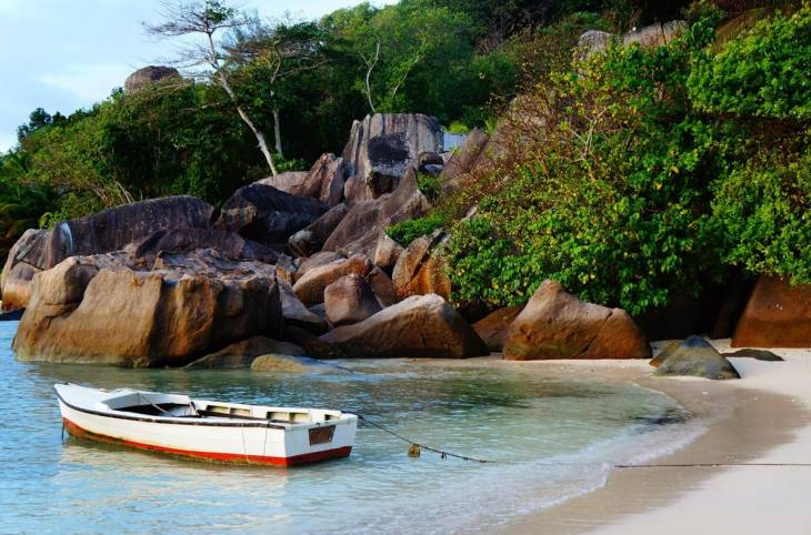 Seychelles: He was a blabbermouth, then we never heard of him