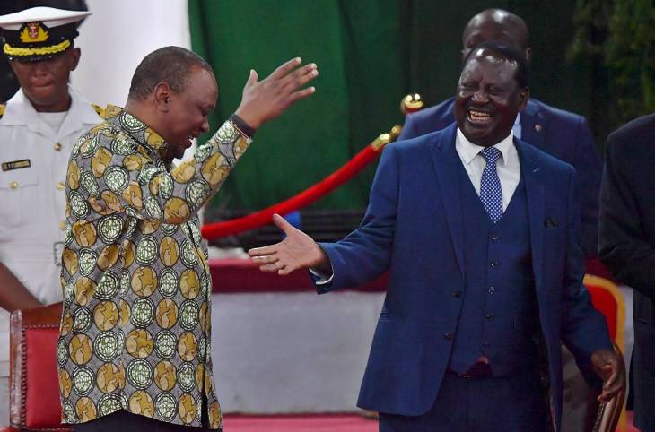 How Kenya's truth commission report became a political ghost