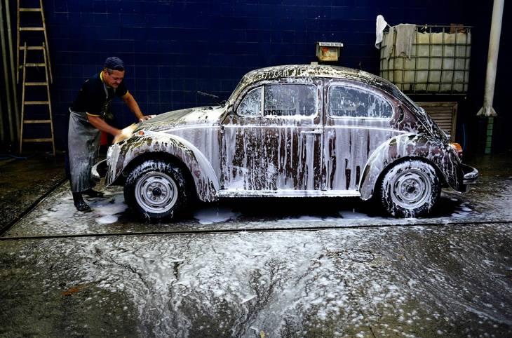 Volkswagen à l'heure des réparations au Brésil