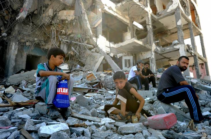 ISRAEL ABSOLVES ITS ARMY