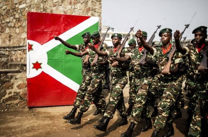 Burundi : l'armée dépendante de la rente des opérations du maintien de la paix