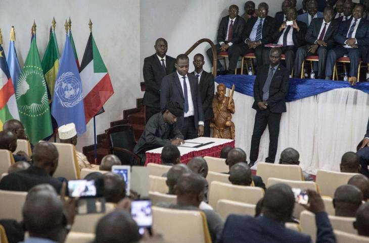 Central Africans still waiting for Truth Commission