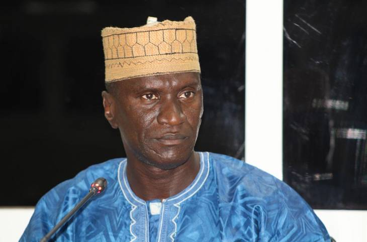Le major Baaji, Janus de l'Agence gambienne de renseignement