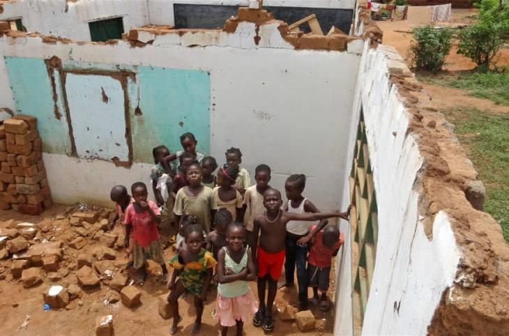 Centrafrique : fausses promesses et véritable occasion de justice