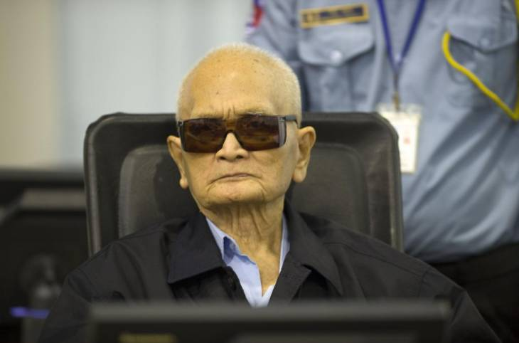 Did the Khmer Rouge commit genocide?