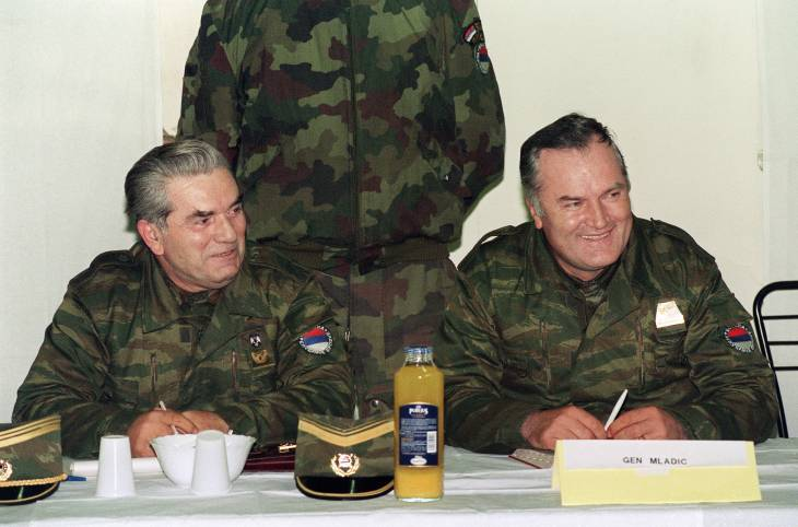 Un verdict test très attendu pour l'ancien chef militaire des Serbes de Bosnie