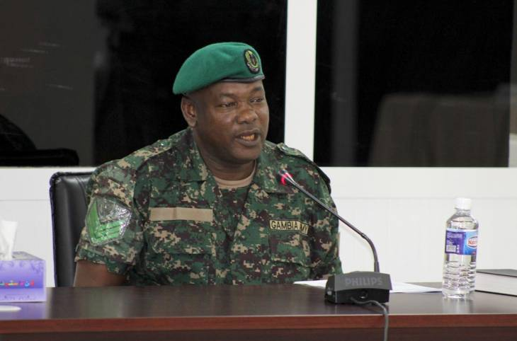 Gambie : terreur brute devant la TRRC