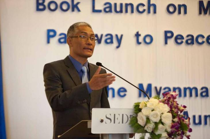 Myanmar: Warrior for peace reflects on troubled times