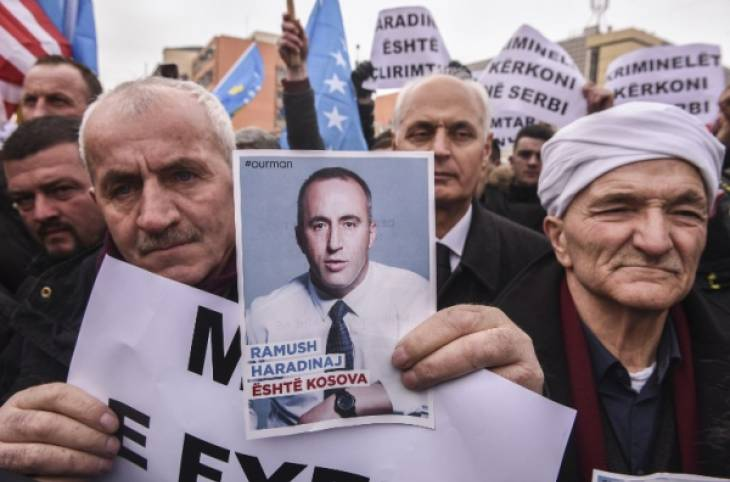 "French arrest of former Kosovo PM is a ""test for Europe"""