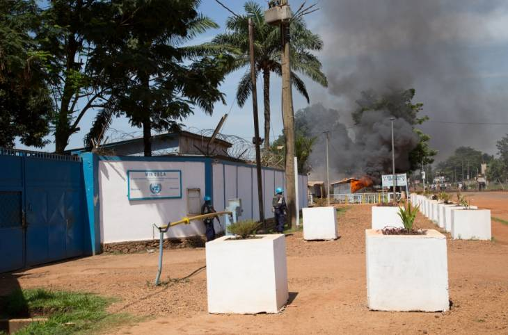 UN paying blacklisted diamond company in Central African Republic