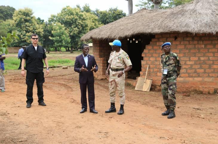 La réponse de la communauté internationale à la crise centrafricaine