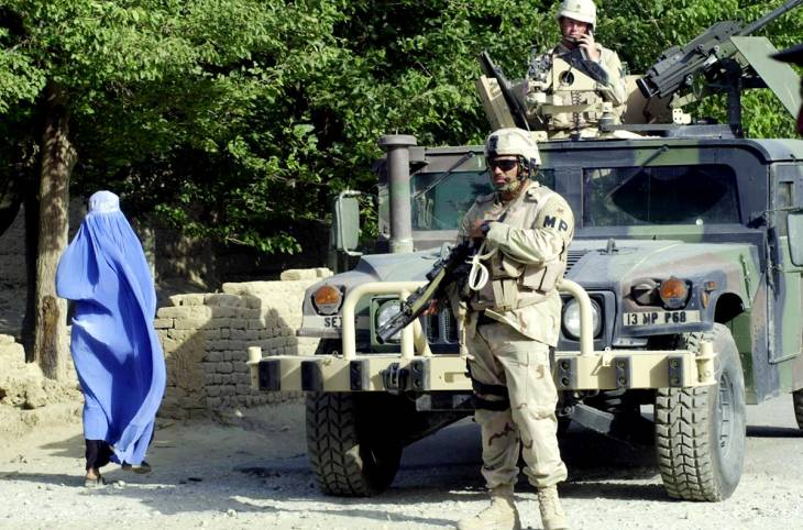 The ICC gives green light to Afghanistan investigation