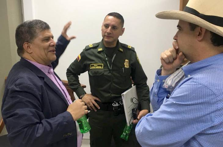 Colombia: They were enemies, now they make laws together