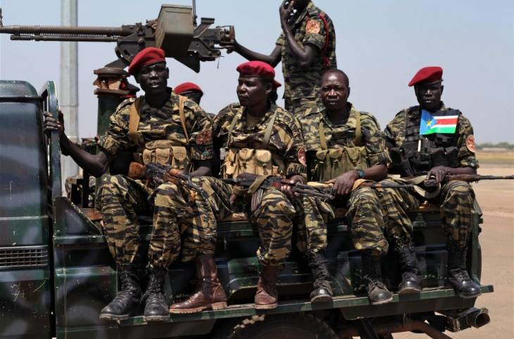 War crimes, forced cannibalism in S.Sudan conflict, says African Union