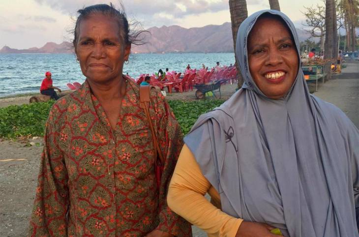 East Timor: stolen child back home from Indonesia