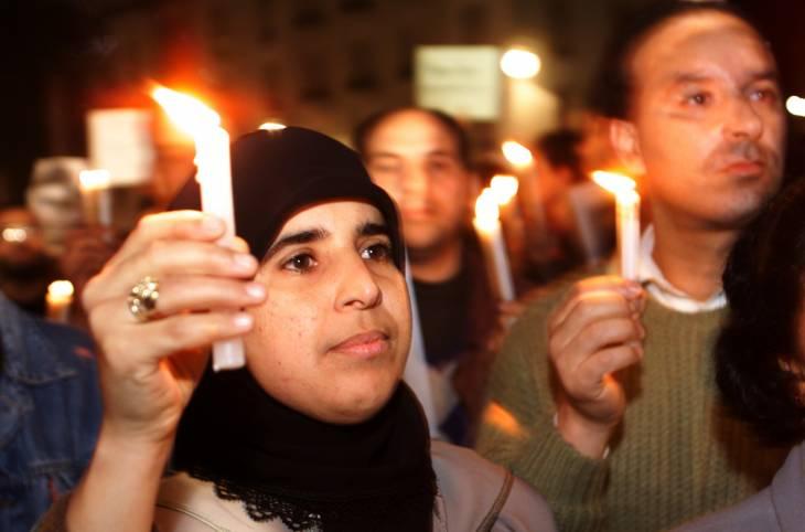 """Au Maroc, """" la réconciliation est beaucoup plus politique qu'éthique », explique l'anthropologue Zakaria Rhani"""