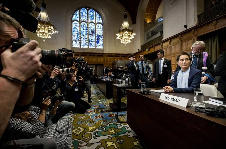 Myanmar and the Rohingya momentum: what did we hear at the Peace Palace this week?