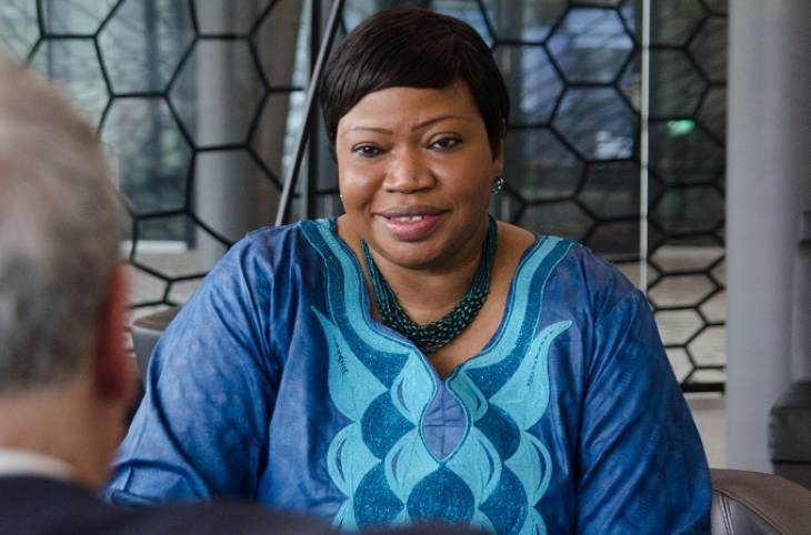 Week In Review: Interview with the ICC Prosecutor, Women and Slaves
