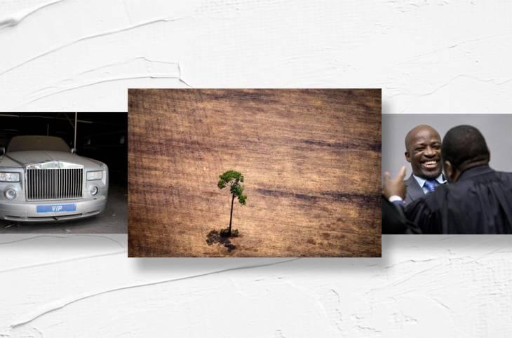2019 - L'année de la justice internationale en images